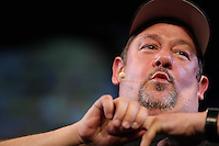 Friday 23 May 2014, Hay on Wye UK<br /> Pictured: Comedian Johnny Vegas.<br /> Re: The Telegraph Hay Festival, Hay on Wye, Powys, Wales UK.