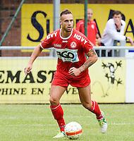 KV Kortrijk : Maxime Chanot <br /> foto VDB / BART VANDENBROUCKE
