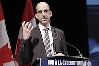 February , 2014 - File Photo - Steven Blaney, minister of Public Safety Canada