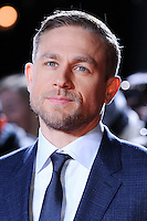 """Charlie Hunnam<br /> at the """"Lost City of Z"""" premiere held at the British Museum, London.<br /> <br /> <br /> ©Ash Knotek  D3229  16/02/2017"""