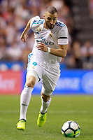 Real Madrid's Karim Benzema during La Liga match. August 20,2017.  *** Local Caption *** © pixathlon