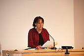 Washington DC, USA. Chico Vive conference, 5th April 2014. Janet Chernela.