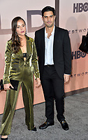 """LOS ANGELES, CA: 05, 2020: Isaac Gonzalez Rossi & Guest at the season 3 premiere of HBO's """"Westworld"""" at the TCL Chinese Theatre.<br /> Picture: Paul Smith/Featureflash"""