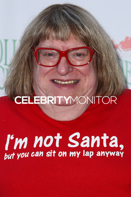 HOLLYWOOD, CA - DECEMBER 01: Bruce Vilanch arriving at the 82nd Annual Hollywood Christmas Parade held at Hollywood Boulevard on December 1, 2013 in Hollywood, California. (Photo by Xavier Collin/Celebrity Monitor)