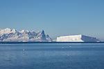 Massive Iceberg, The Lemaire Channel, Antarctica
