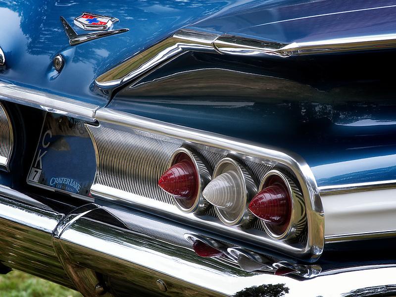 1960 Chevrolet Implala. Oregon