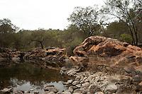 Swan River in Walyunga National Park, Australia