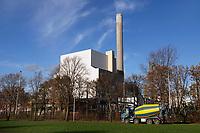 Nederland  Amsterdam-  2020. Hemweg centrale. Voormalige kolencentrale Hemweg 8. De kolencentrale is gesloten.   Foto : ANP/ HH / Berlinda van Dam
