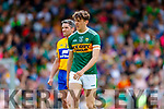 David Clifford Fossa Kerry in action against  Clare during the Munster GAA Football Senior Championship semi-final match between Kerry and Clare at Fitzgerald Stadium in Killarney on Sunday.