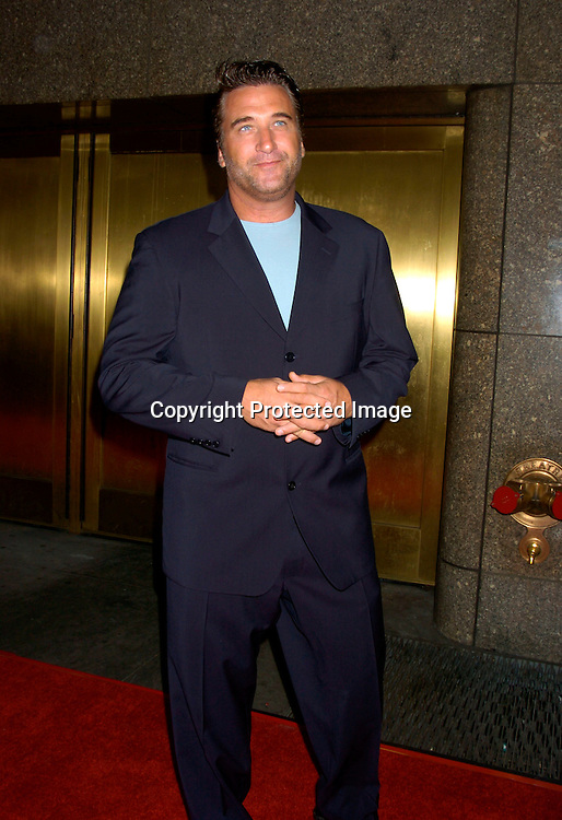 Daniel Baldwin..at The Announcement of NBCs New Fall Schedule on..May 17, 2004 at Radio City Music Hall. Photo by Robin Platzer, Twin Images
