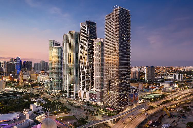 One Thousand Museum | Zaha Hadid Architects