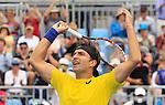 AUS - Sydney International Tennis, day 4