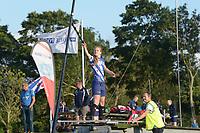 FIERLJEPPEN: IJLST: 07-08-2019, Fierljeppen Friesland Cup, ©foto Martin de Jong