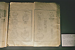 Book On Royal Ceremonies 1827, National Folk Museum, Gyeongbok Palace