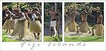 WS045 Warriors & Dancers from Fiji Islands