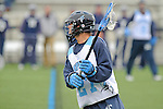 Baltimore- February 4: Rob Guida of Hopkins  during the exhibition between Johns Hopkins and Penn State at Homewood Field on February 04, 2012 in Baltimore, MD.