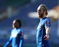 9th January 2021; Goodison Park, Liverpool, Merseyside, England; English FA Cup Football, Everton versus Rotherham United; Tom Davies of Everton