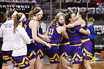 UMKC Kangaroos vs Western Illinois Women's Summit League Basketball Tournament