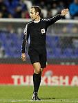 Spanish referee Melero Lopez during La Liga match. December 3,2016. (ALTERPHOTOS/Acero)
