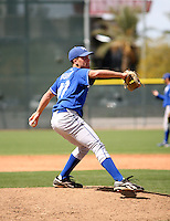 Danny Duffy / Burlington Bees..Photo by:  Bill Mitchell/Four Seam Images