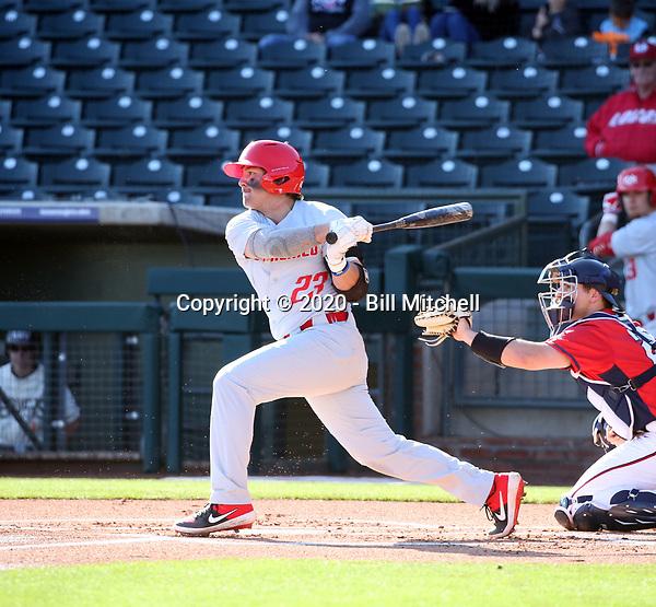 Kyler Castillo - 2020 New Mexico Lobos (Bill Mitchell)