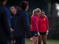 Carson, CA - January 16, 2018: The USWNT trains during their annual January camp in California.