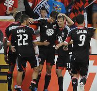 D.C. United vs New England Revolution, May 26,2012