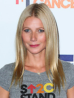 HOLLYWOOD, LOS ANGELES, CA, USA - SEPTEMBER 05: Gwyneth Paltrow arrives at the 4th Biennial Stand Up To Cancer held at Dolby Theatre on September 5, 2014 in Hollywood, Los Angeles, California, United States. (Photo by Xavier Collin/Celebrity Monitor)