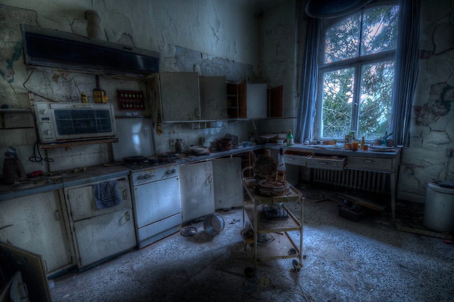 Inside a forgotten doctors practice. An amazing place full of a medical family's life and history.
