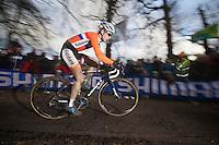 Lars van der Haar (NLD)<br /> <br /> 2014 UCI cyclo-cross World Championships, Elite Men