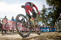 U23 race<br /> Krawatencross <br /> bpost bank trofee 2015