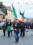 St Patrick's Day Parades 17-3-18