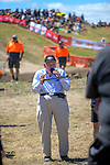 Woodville MX Grand Prix founder Tim Gibbes helps celebrate the event's 60th birthday. 2021 New Zealand Motocross Grand Prix at Old Gorge Road in Woodville , New Zealand on Sunday, 31  January 2021. Photo: Dave Lintott / lintottphoto.co.nz