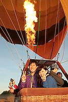 20120516 May 16 Hot Air Balloon Cairns