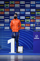 SPEEDSKATING: HEERENVEEN: 24-01-2021, IJsstadion Thialf, ISU World Cup I, Irene Schouten, ©photo Martin de Jong