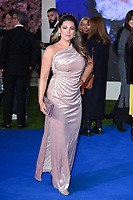 """Kelly Brook<br /> arriving for the """"Mary Poppins Returns"""" premiere at the Royal Albert Hall, London<br /> <br /> ©Ash Knotek  D3467  12/12/2018"""