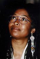 Alice Walker at Tufts University Medford MA, December 8, 1989