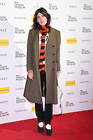 Bella Freud<br /> at The Design Museum opening party with Vogue, Kensington, London.<br /> <br /> <br /> ©Ash Knotek  D3203  22/11/2016