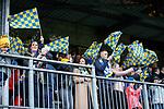 09.02.2020 BSC Glasgow v Hibs: BSC Glasgow fans