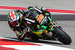 Hafiq Azmi (38) in action during the Red Bull Grand Prix of the Americas practice sessions at Circuit of the Americas racetrack in Austin,Texas.