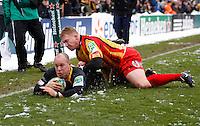 Wasps v Dragons 20101219