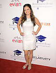 Danica McKellar at The 20th Annual Fulfillment Fund Stars Benefit Gala held at The Beverly Hilton Hotel in Beverly Hills, California on October 14,2014                                                                               © 2014 Hollywood Press Agency