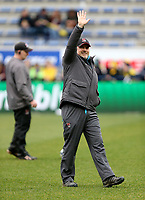 11 January 2020; Ulster Rugby Head Coach Dan McFarland before the Heineken Champions Cup Pool 3 Round 5 match between ASM Clermont Auvergne and Ulster at Stade Marcel-Michelin in Clermont-Ferrand, France. Photo by John Dickson/DICKSONDIGITAL