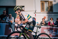 WOMEN ELITE ROAD RACE<br /> Kufstein to Innsbruck: 156.2 km<br /> <br /> UCI 2018 Road World Championships<br /> Innsbruck - Tirol / Austria