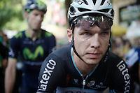 Tony Martin (DEU/OmegaPharma-Quickstep) immediately after finishing<br /> <br /> 2014 Tour de France<br /> stage 15: Tallard - Nîmes (222km)