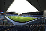 25.07.2020 Rangers v Coventry City: Ibrox Stadium