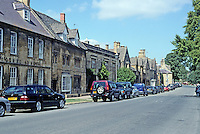 Chipping Campden:  The High Street, Gloucestershire. Photo '05.