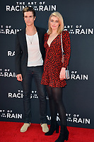 "LOS ANGELES, USA. August 02, 2019: Lola Lennox & Braeden Wright at the premiere of ""The Art of Racing in the Rain"" at the El Capitan Theatre.<br /> Picture: Paul Smith/Featureflash"
