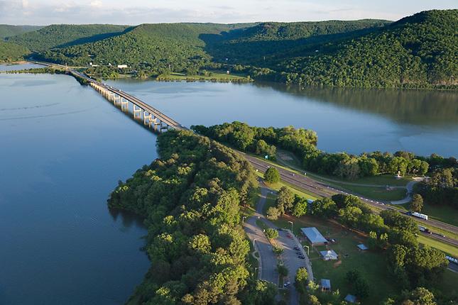 I-24 Crossing Nickajack Lake