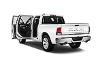 Car images of 2016 Ram 1500 Laramie-Limited-Crew 4 Door Pickup Doors